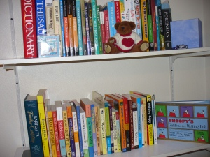 some of my writing books