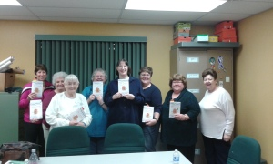 library book club group
