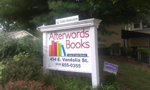 Afterwords Books, Edwardsville IL