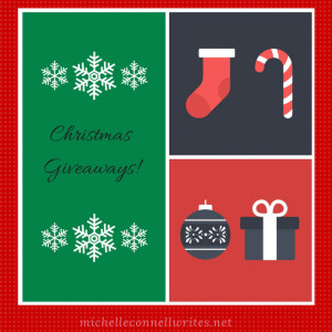 Christmas giveaway graphic