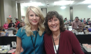 inspy romance authors Kristy Cambron and Colleen Coble